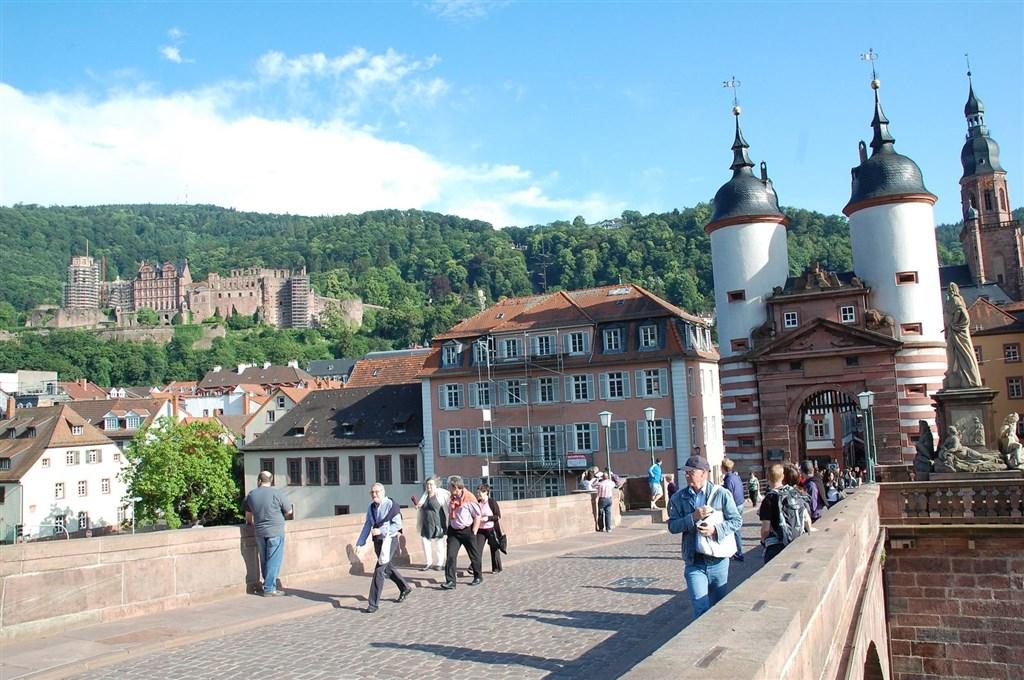 Za krásami Švábska hradní stezkou