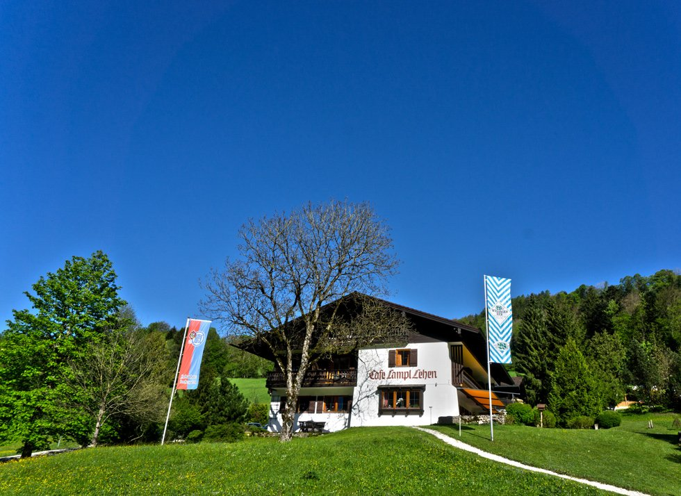 Hotel a Chalets Lampllehen