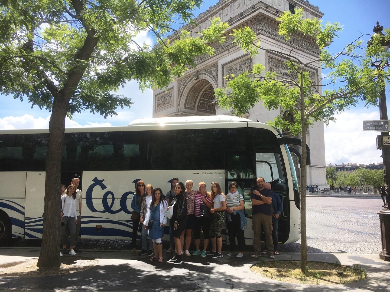 Na skok do Paříže #6