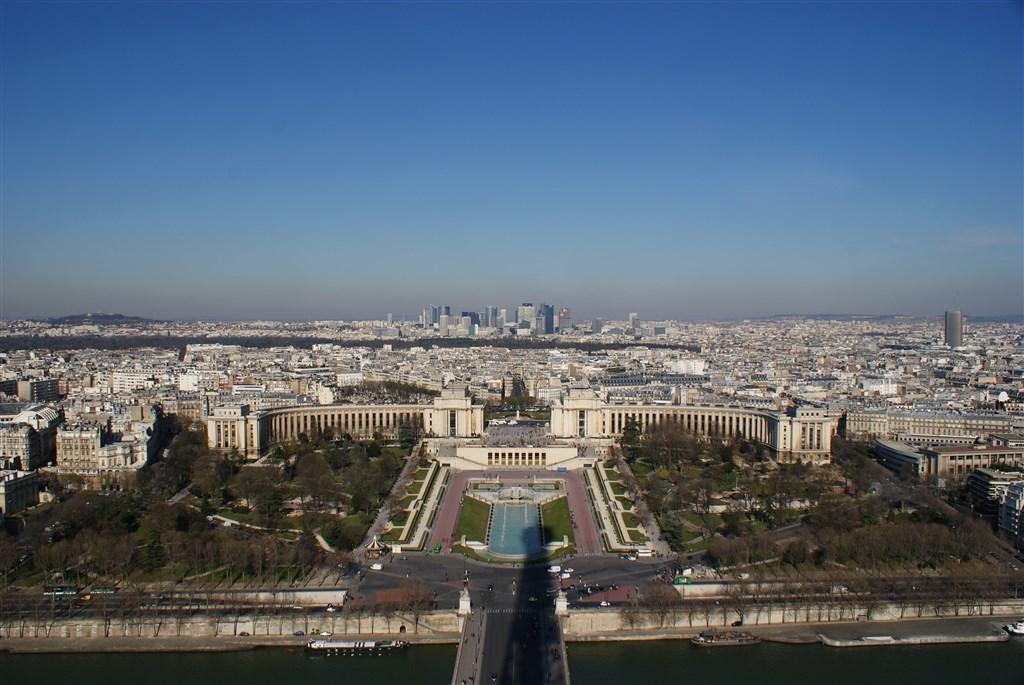 Paříž pro náročné (autobusem) #2