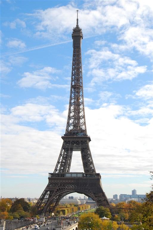 Paříž pro náročné (autobusem) #4