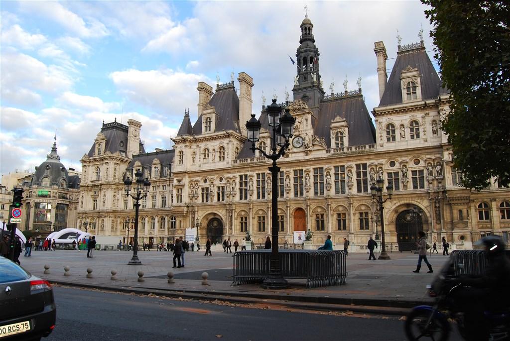 Paříž pro náročné (autobusem) #6