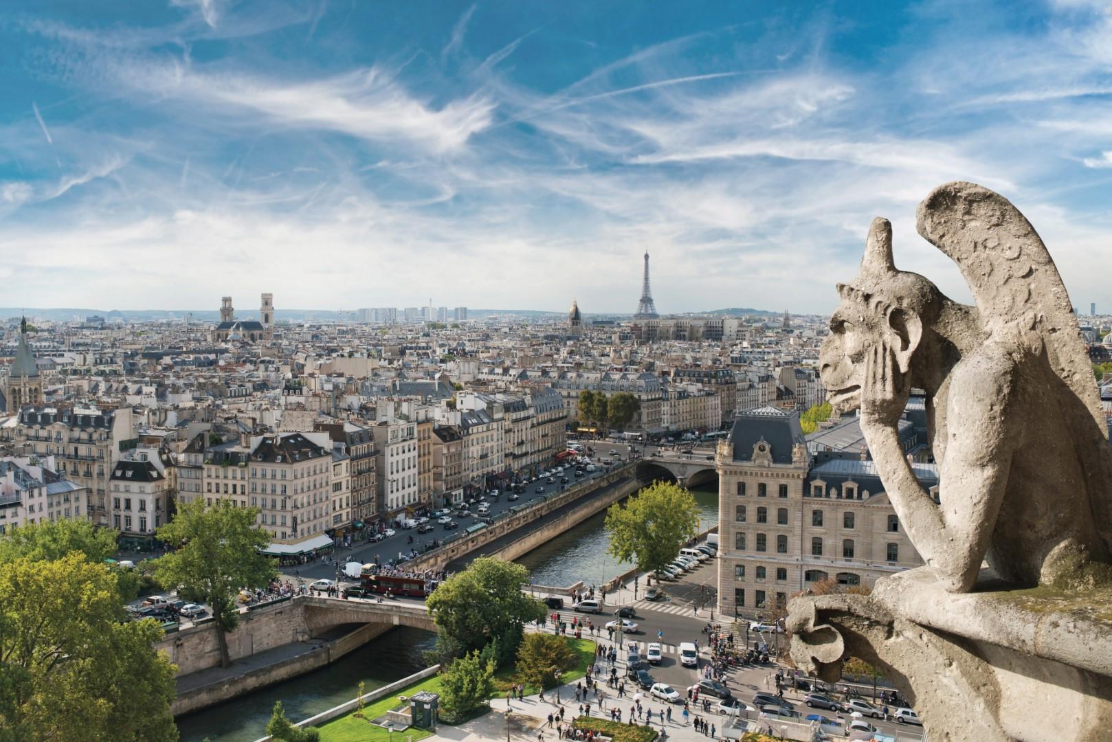 Paříž od A po Z