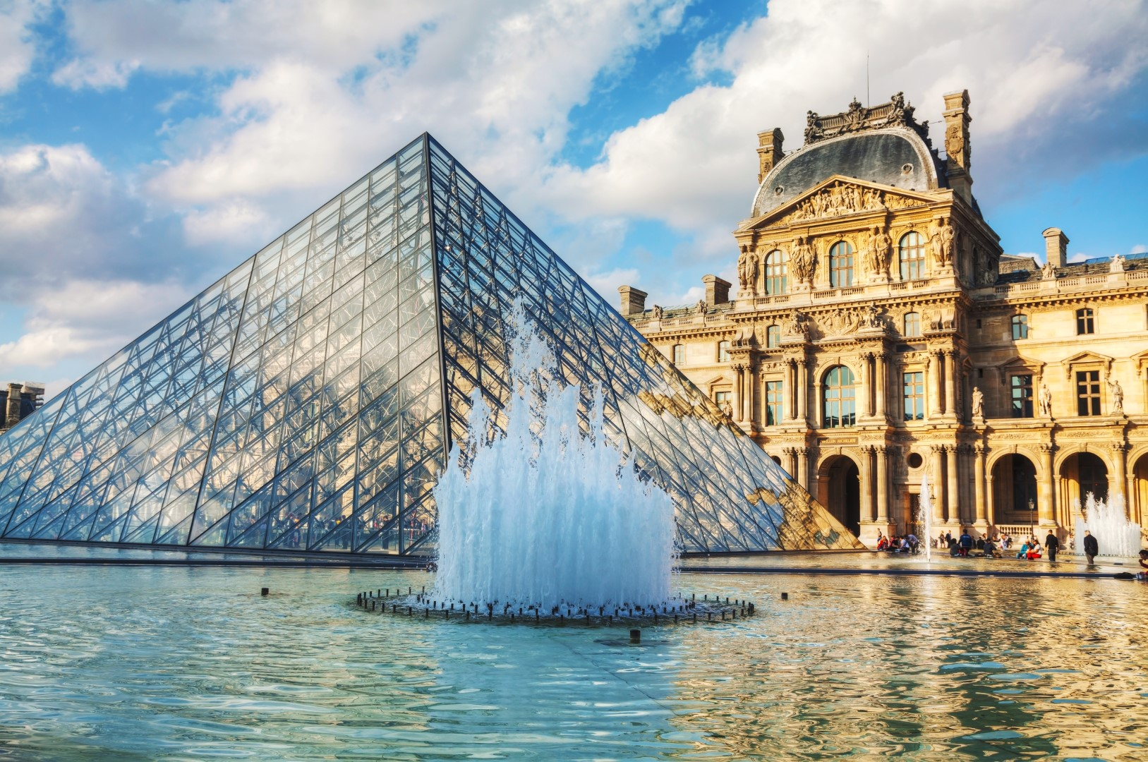 Nenáročný víkend v Paříži