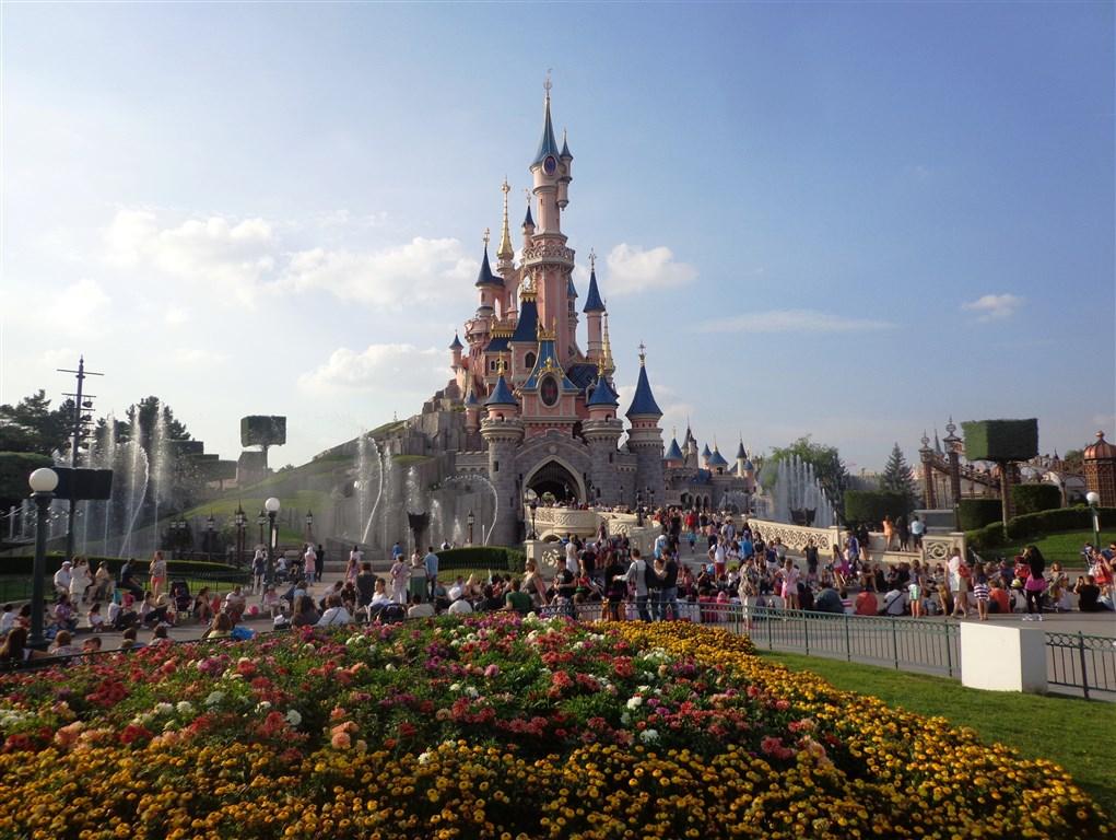 Paříž a Disneyland (autobusem) #5