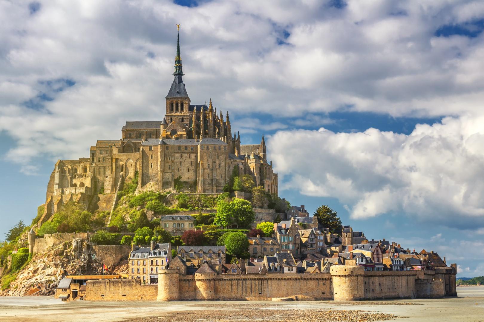 Paříž a neznámá Normandie (autobusem)