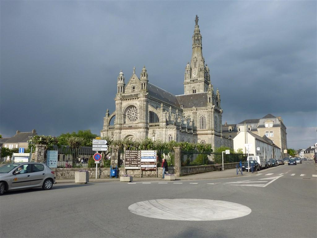 Paříž a neznámá Normandie (autobusem) #5
