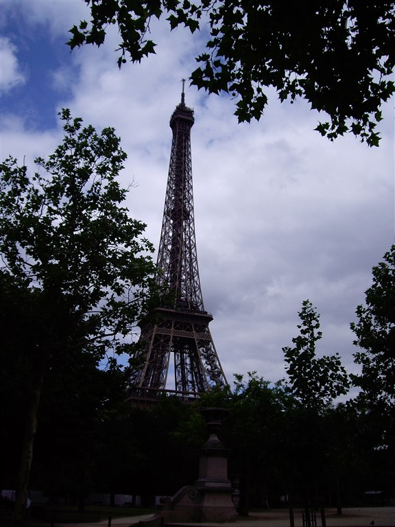Paříž a neznámá Normandie (autobusem) #6