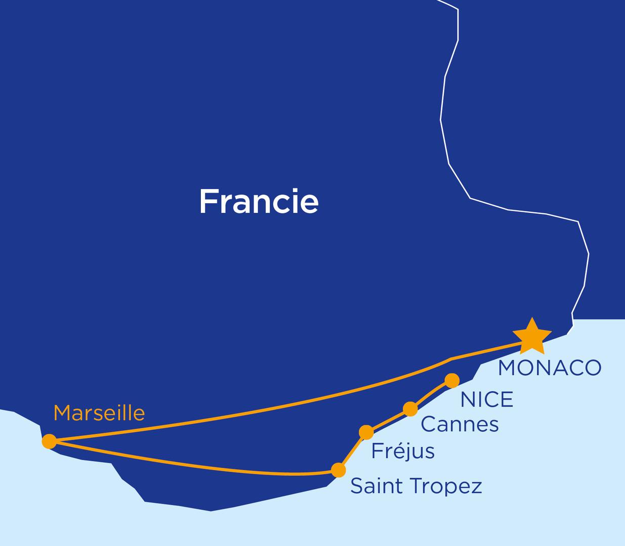 Francouzská riviéra #2
