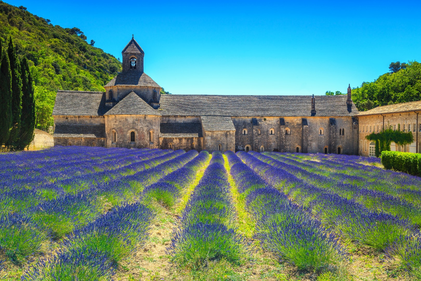 Báječná Provence (autobusem)
