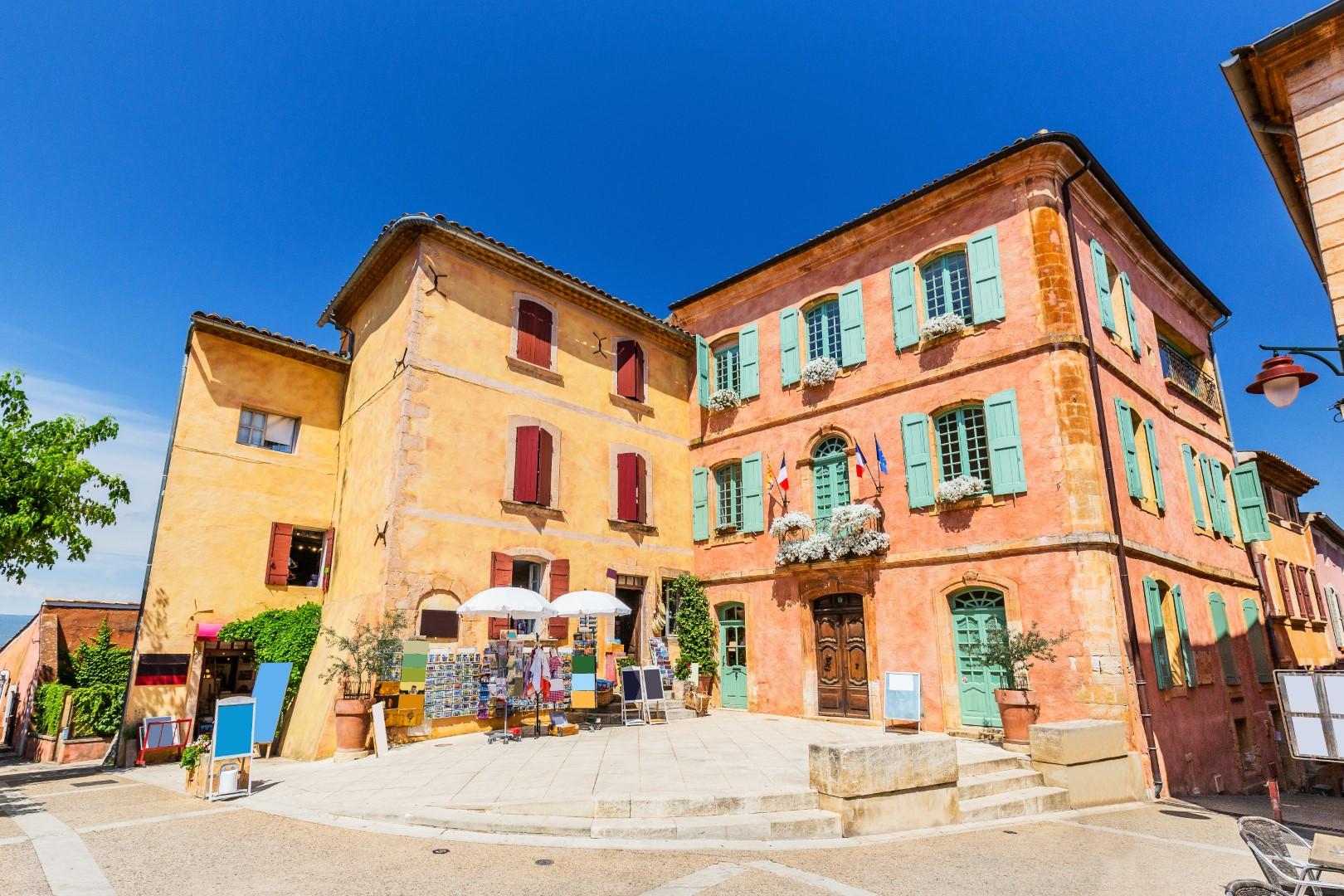 Nejkrásnější místa Provence (autobusem) #4