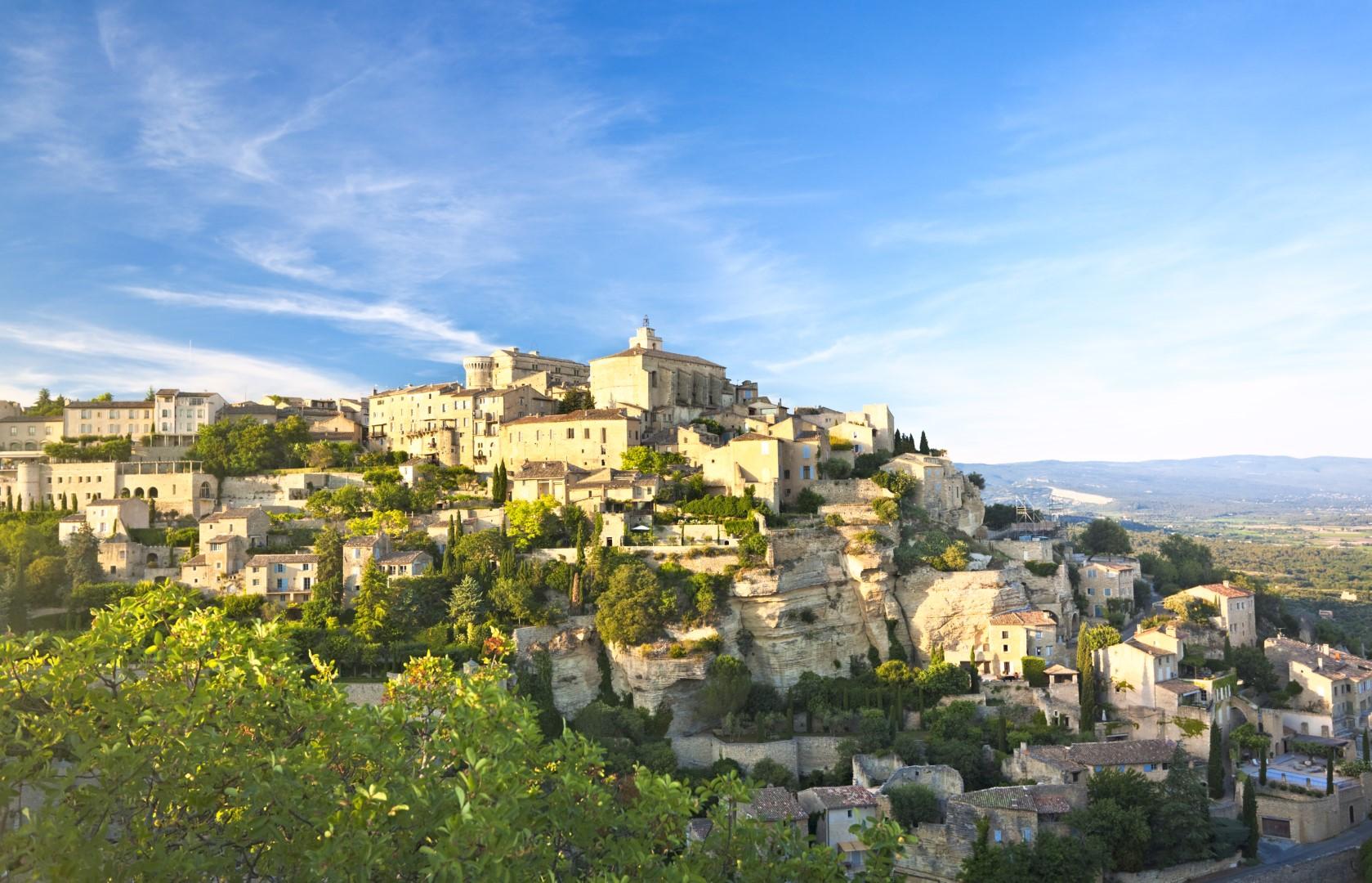 Nejkrásnější místa Provence (autobusem) #6
