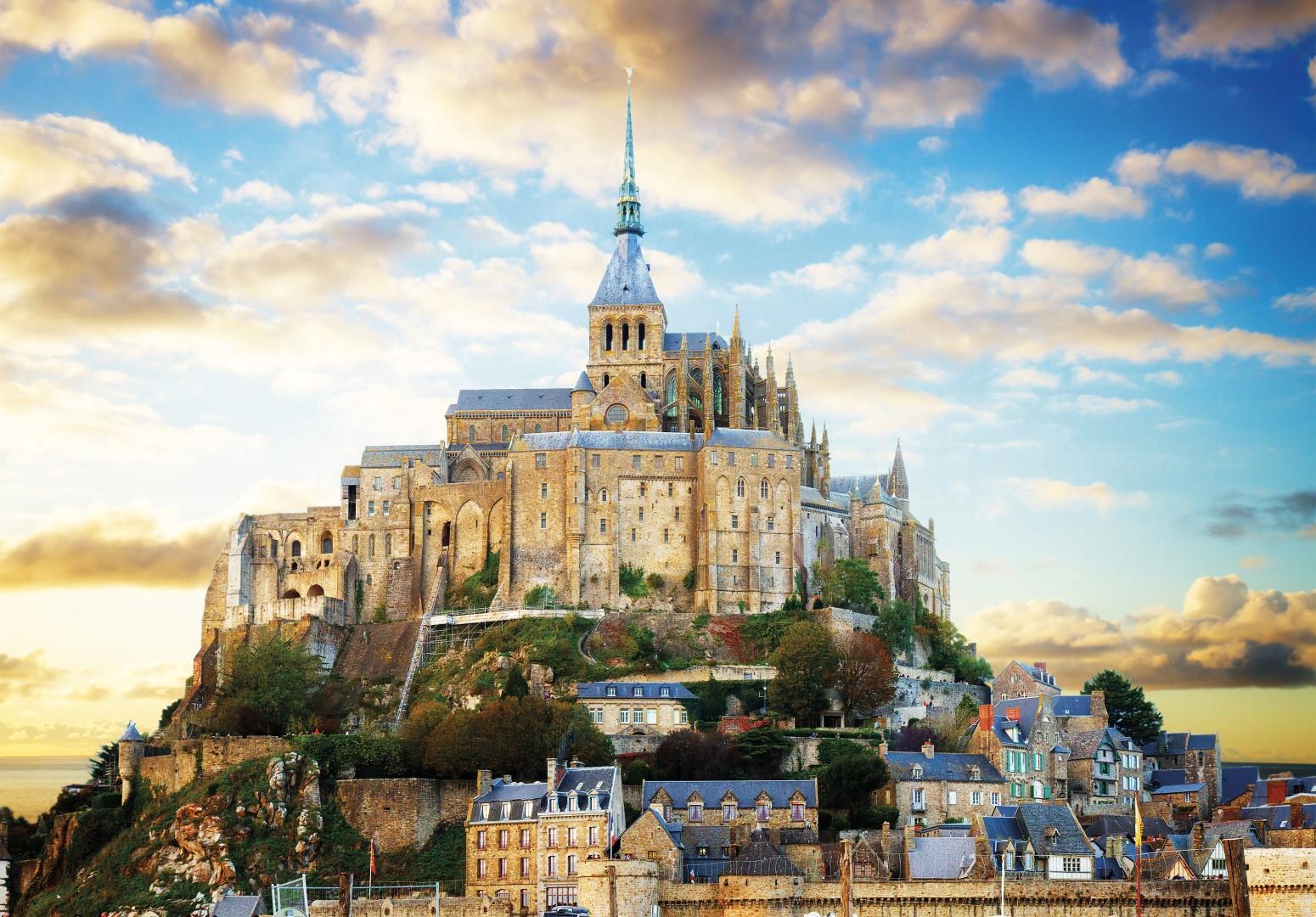 Bretaň a Normandie - perly Francie (autobusem)