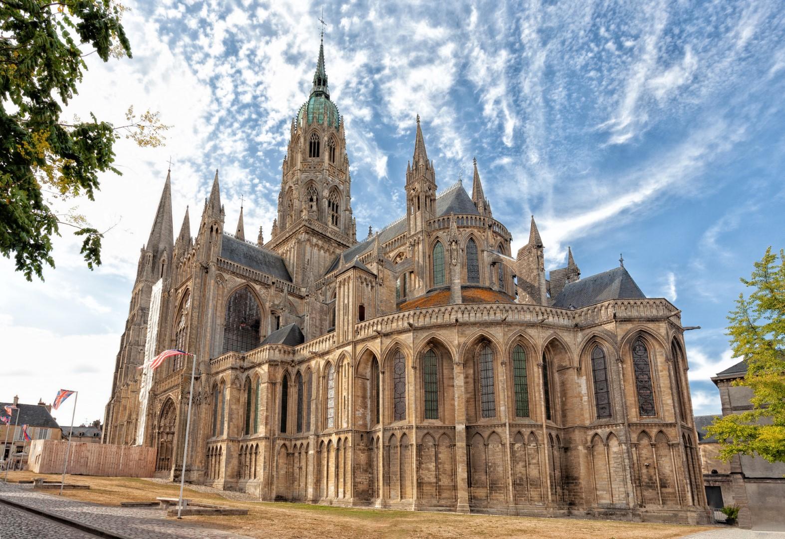 Bretaň a Normandie - perly Francie (autobusem) #3