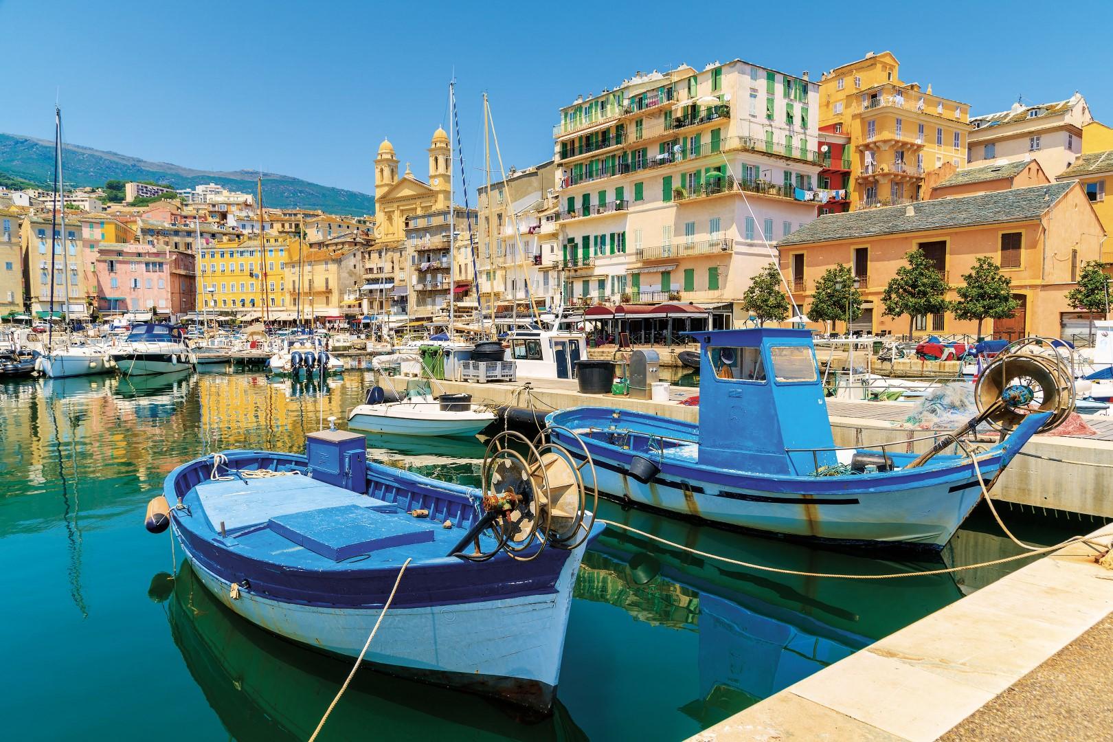 Divoká krása Korsiky (autobusem) #3