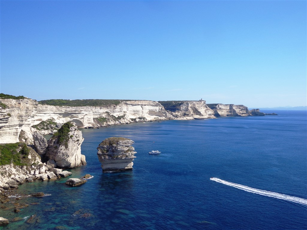 Divoká krása Korsiky (autobusem) #4