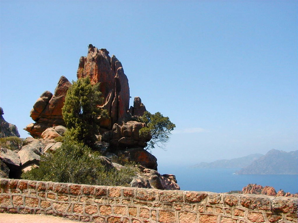 Divoká krása Korsiky (autobusem) #5