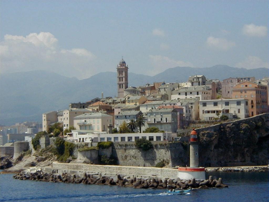 Divoká krása Korsiky (autobusem) #6