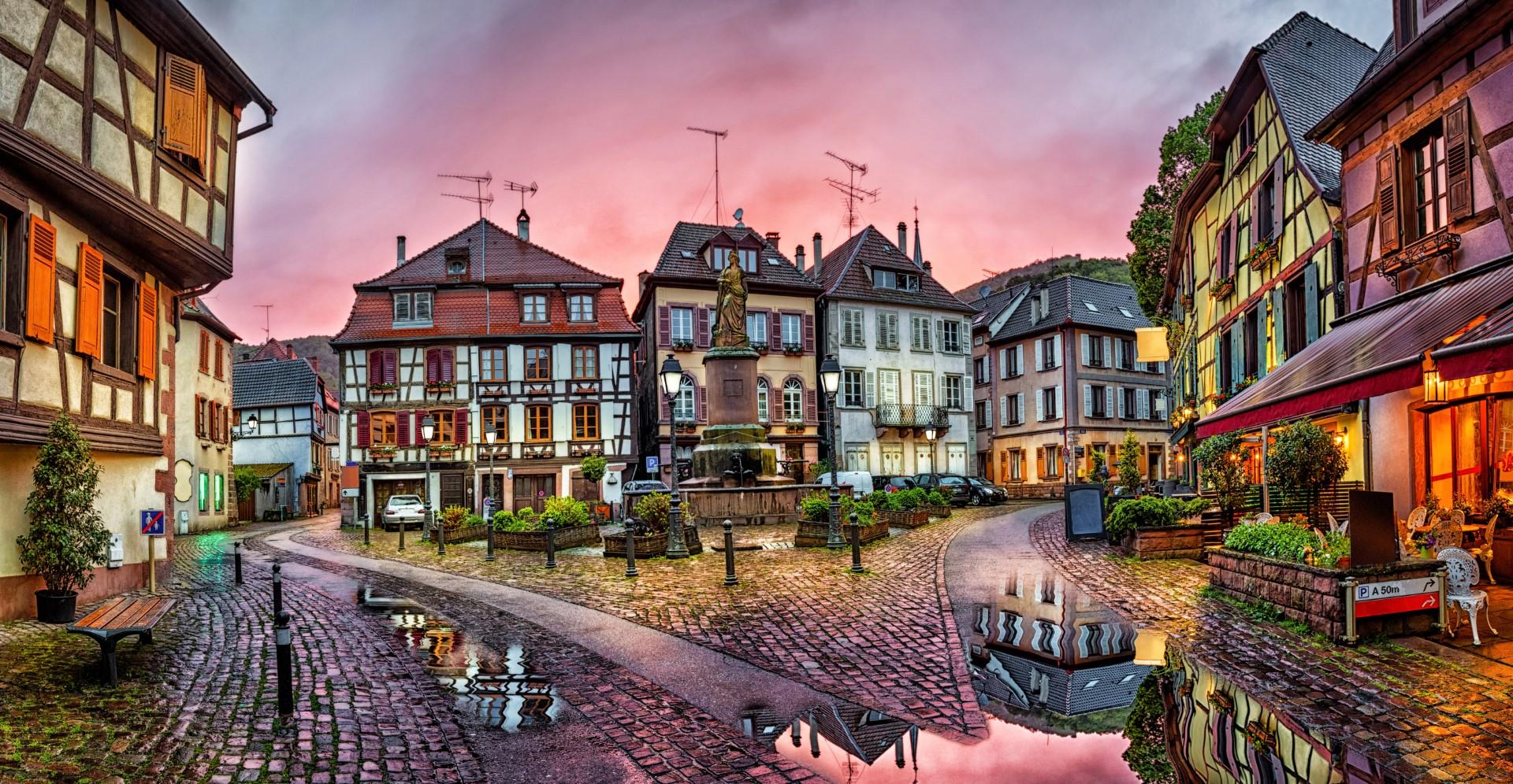 Za vínem a krásami Burgundska a kraje Beaujolais (autobusem) #3
