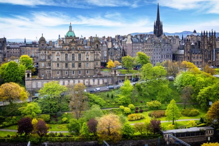 Anglií se skotským pohlazením (autobusem) #6