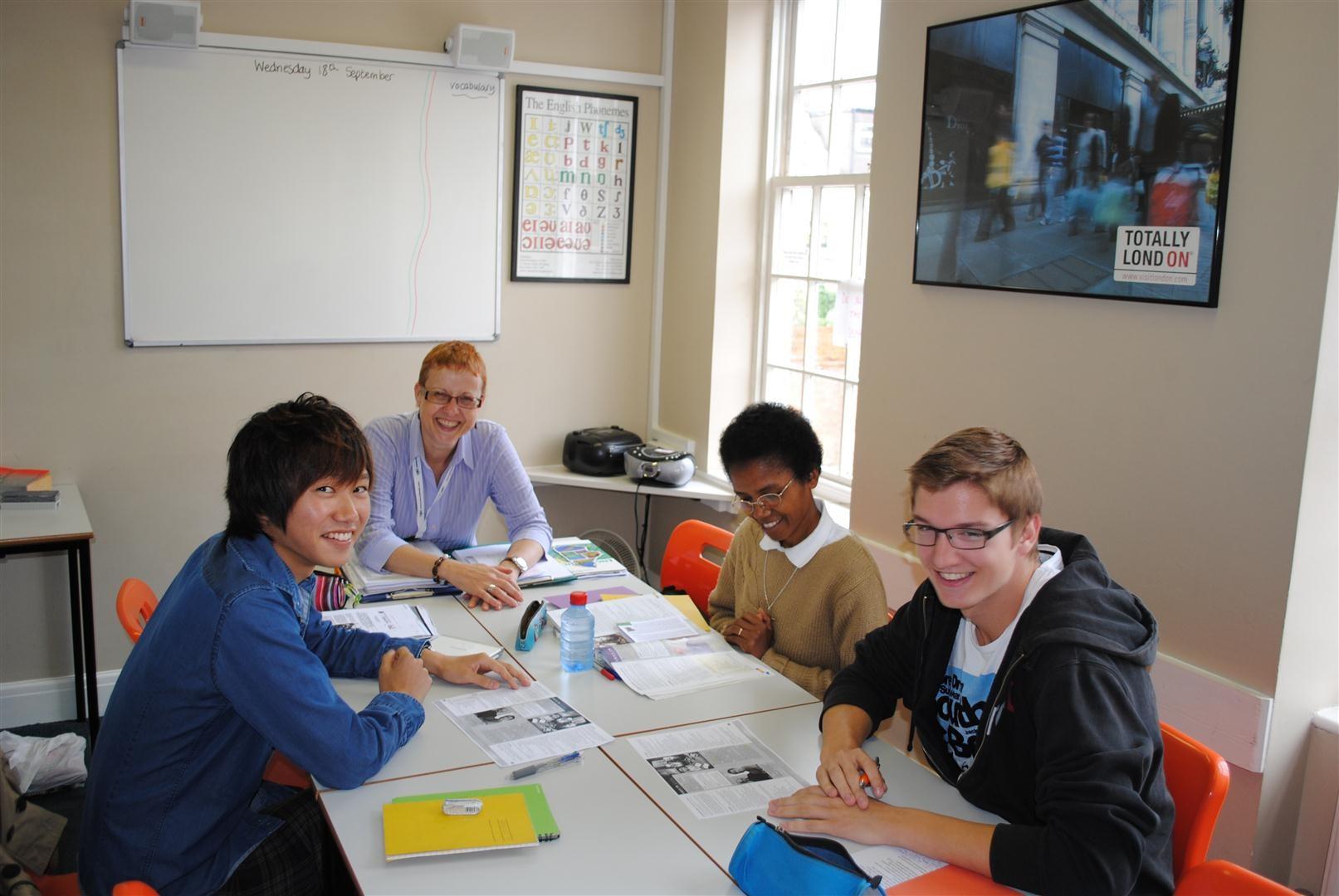 Jazykový kurz angličtiny v Londýně #3