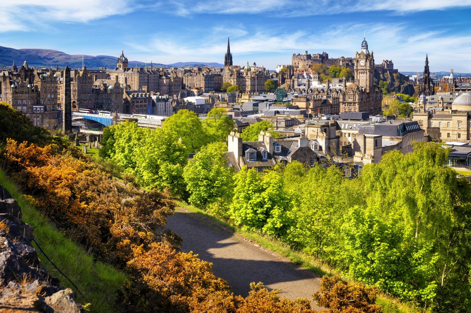Jazykový kurz angličtiny v Edinburghu #4