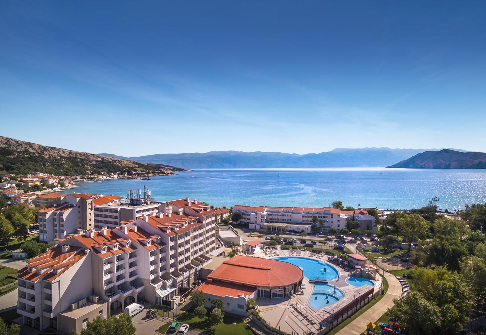 Corinthia Baška Sunny Hotel by Valamar #2