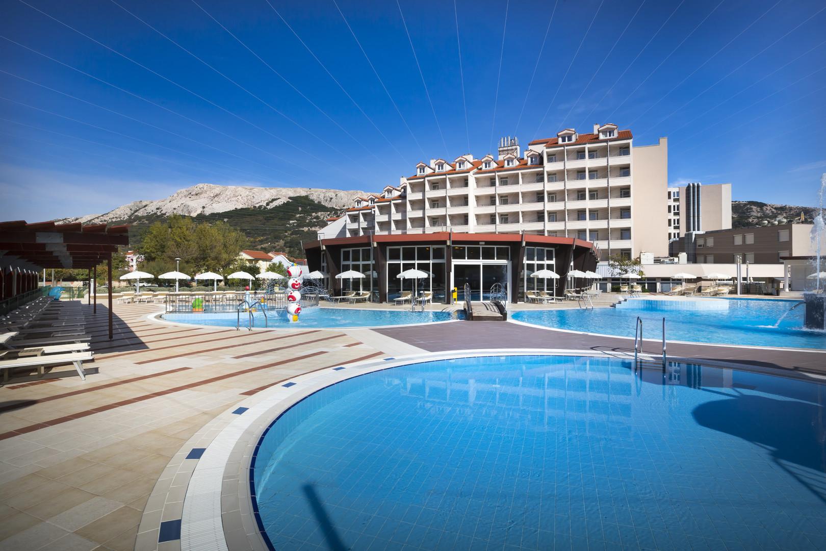 Corinthia Baška Sunny Hotel by Valamar #4