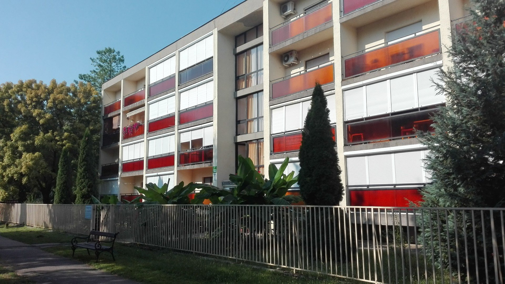 Apartmánový dům Gyöngyvirág