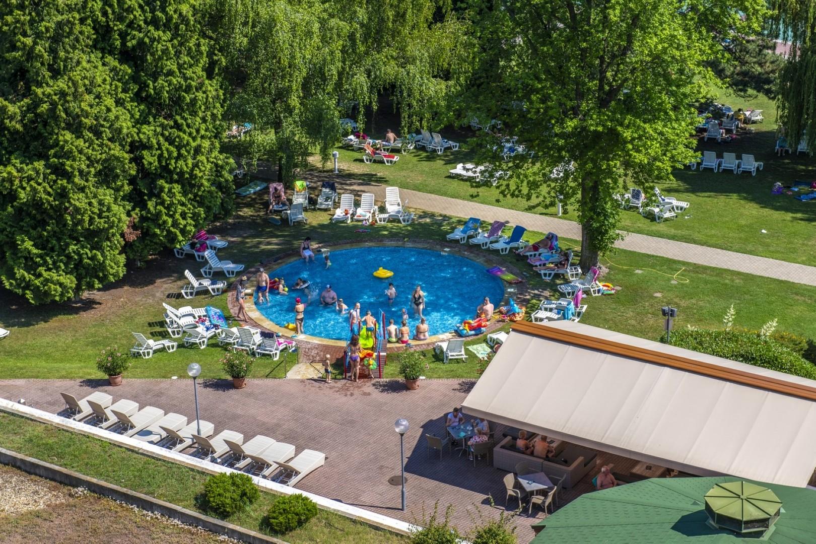 Hotel Club Tihany #2