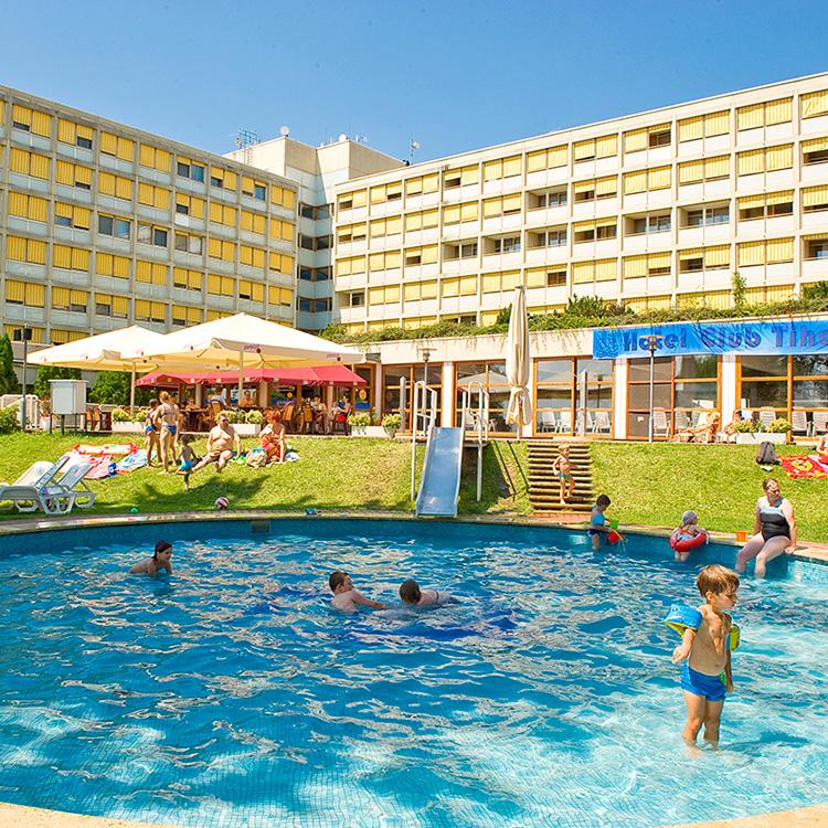 Hotel Club Tihany #3