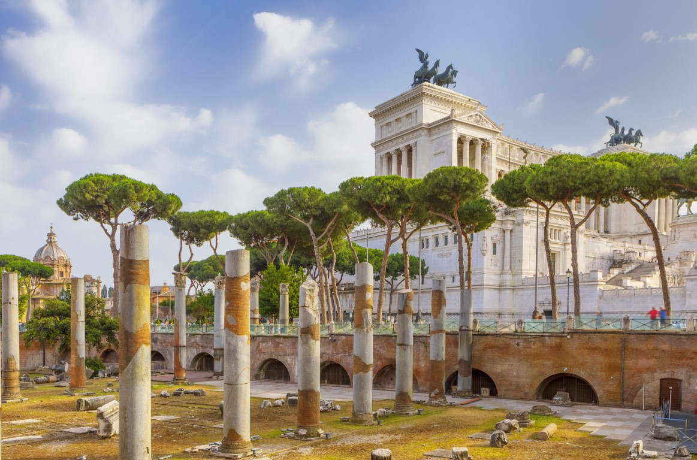 Víkend v Římě 5 dní