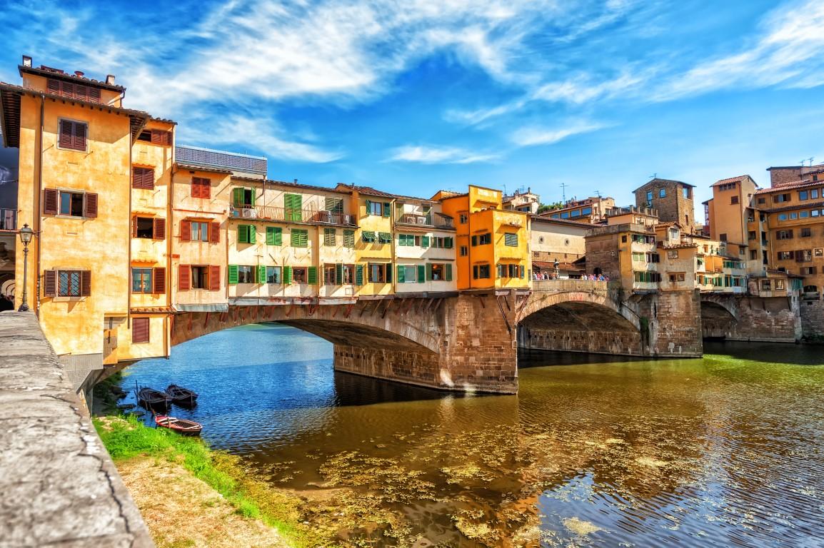 Víkend v Římě s návštěvou Florencie 6 dní