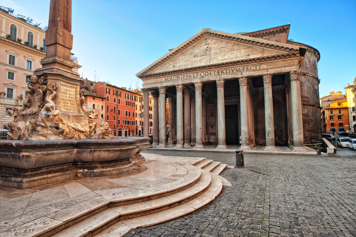 Víkend v Římě s návštěvou Florencie 6 dní #3