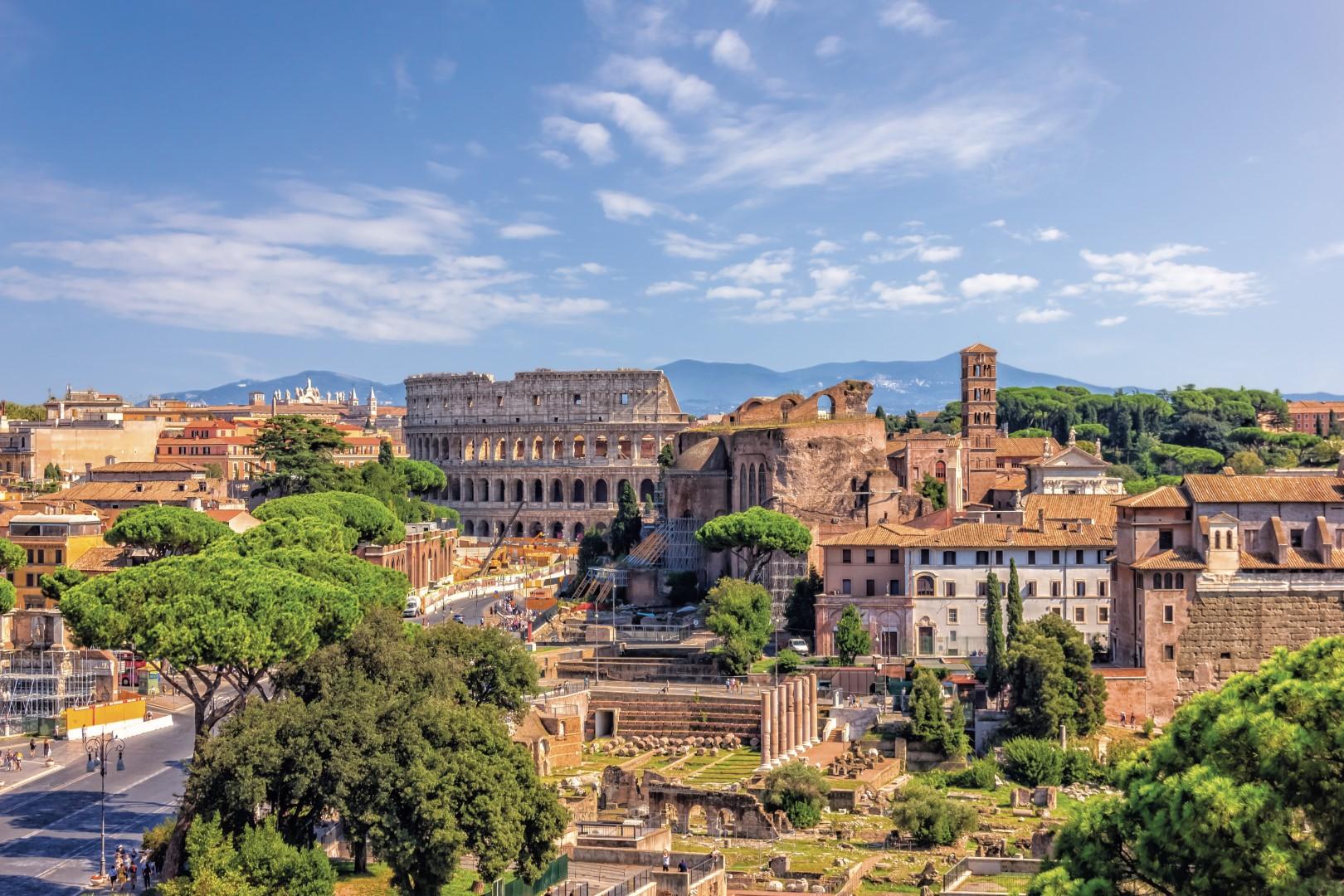 Víkend v Římě s návštěvou Florencie 6 dní #5