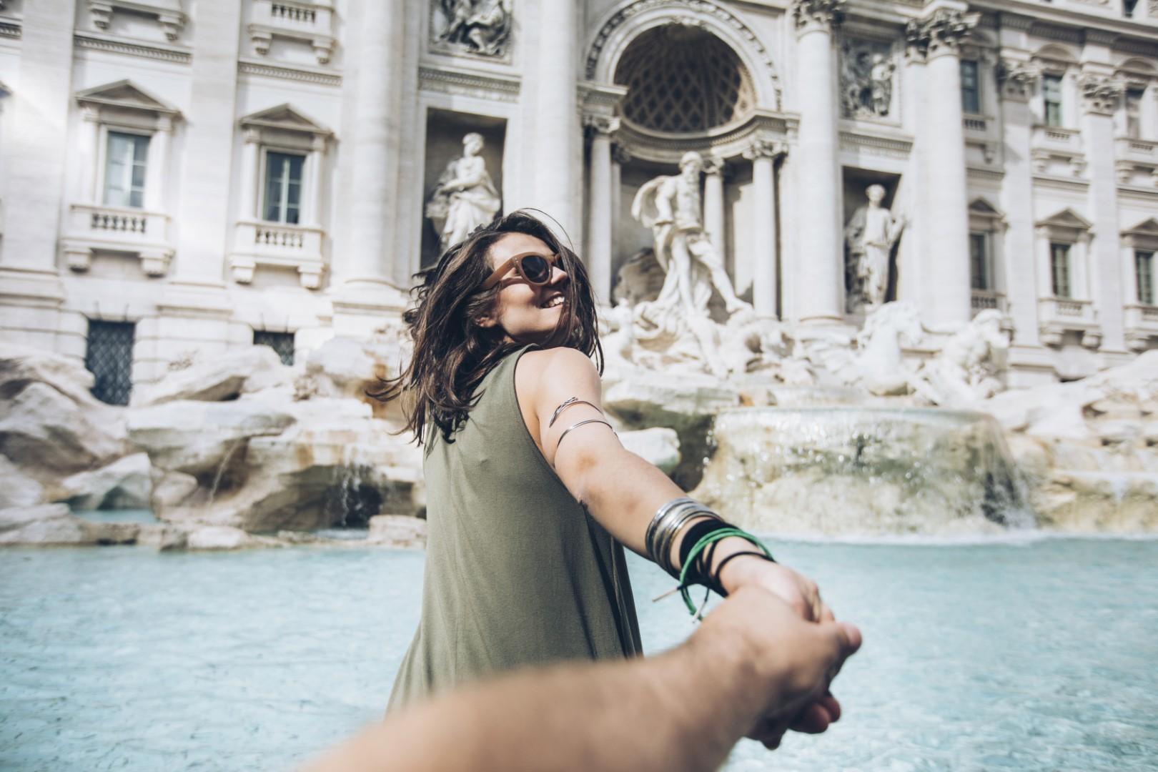 Za koupáním a poznáváním do Říma