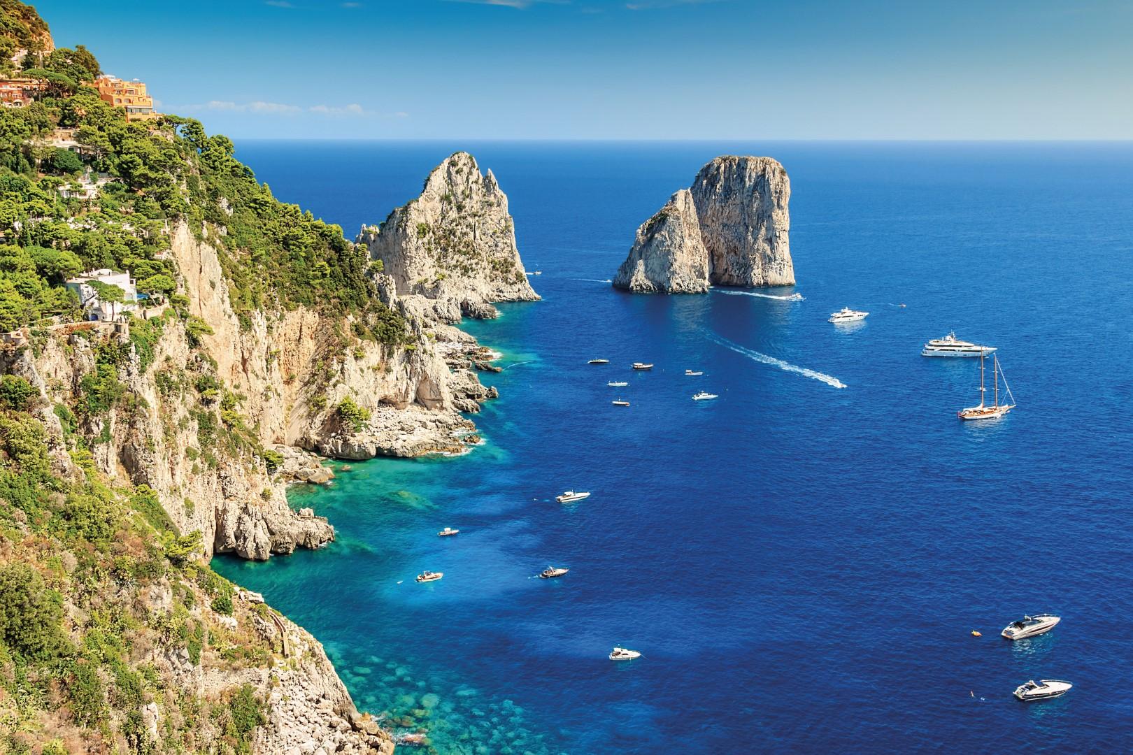 Řím - Neapol - Capri - Ischia (autobusem) #4