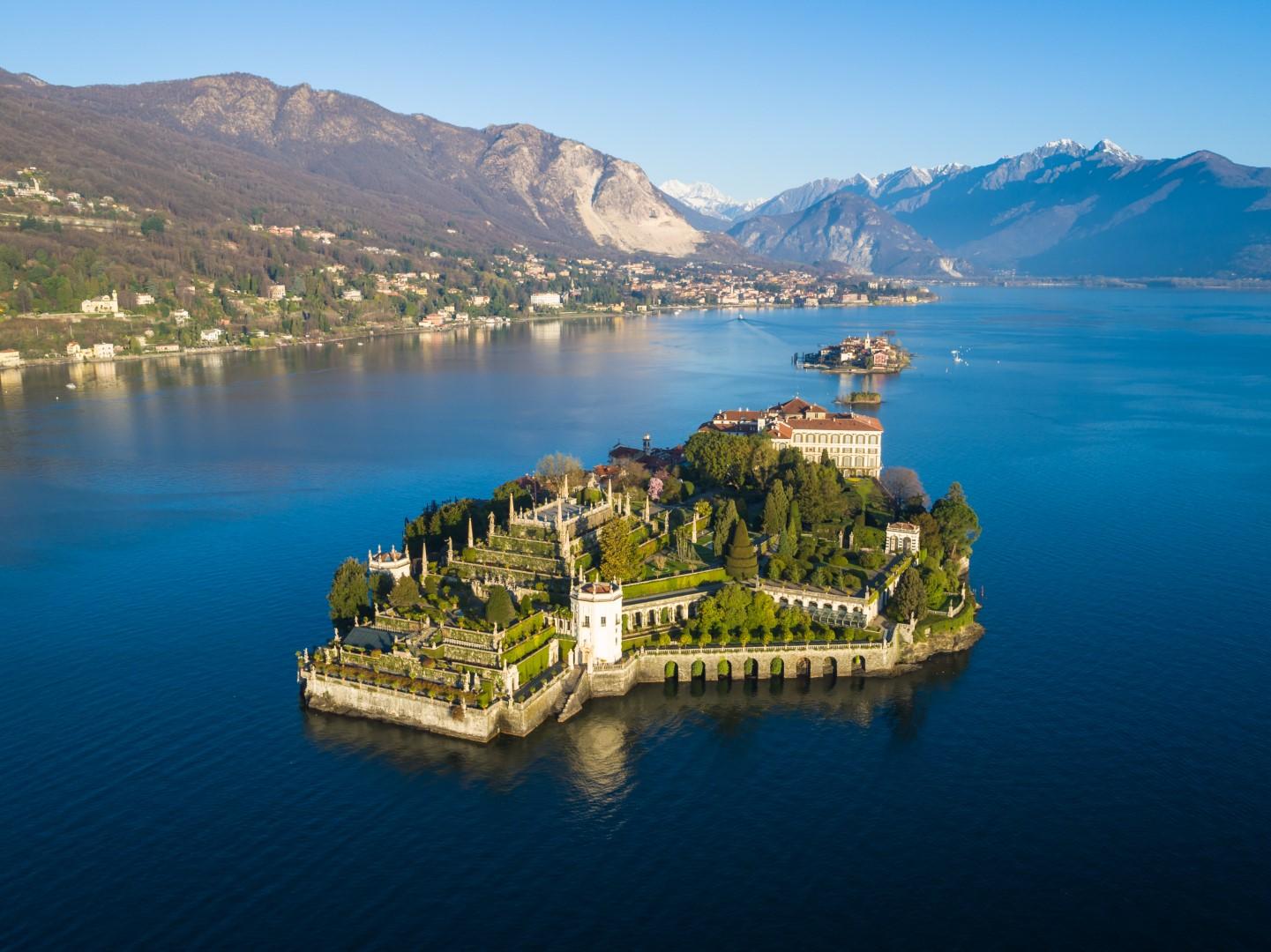 Jezera a podhůří italských Alp #4