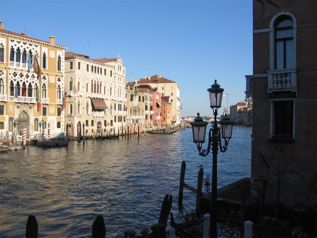 Romantický víkend v Benátkách (autobusem) #4
