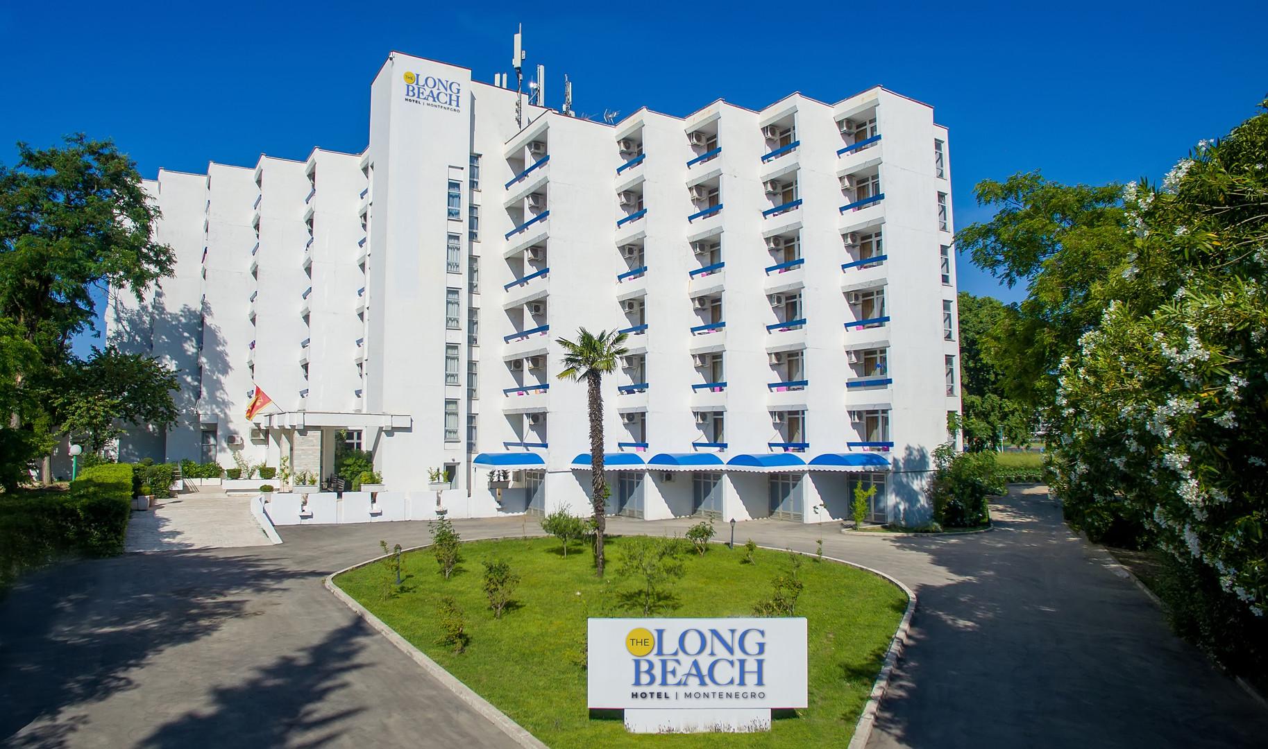 Long Beach hotel Montenegro