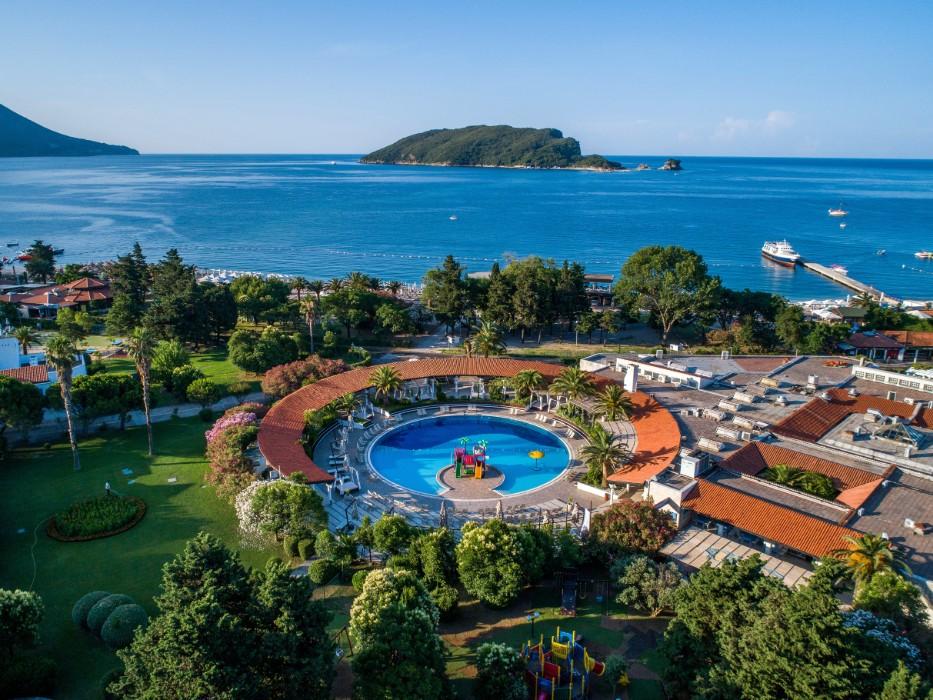 Resort Slovenska Plaža