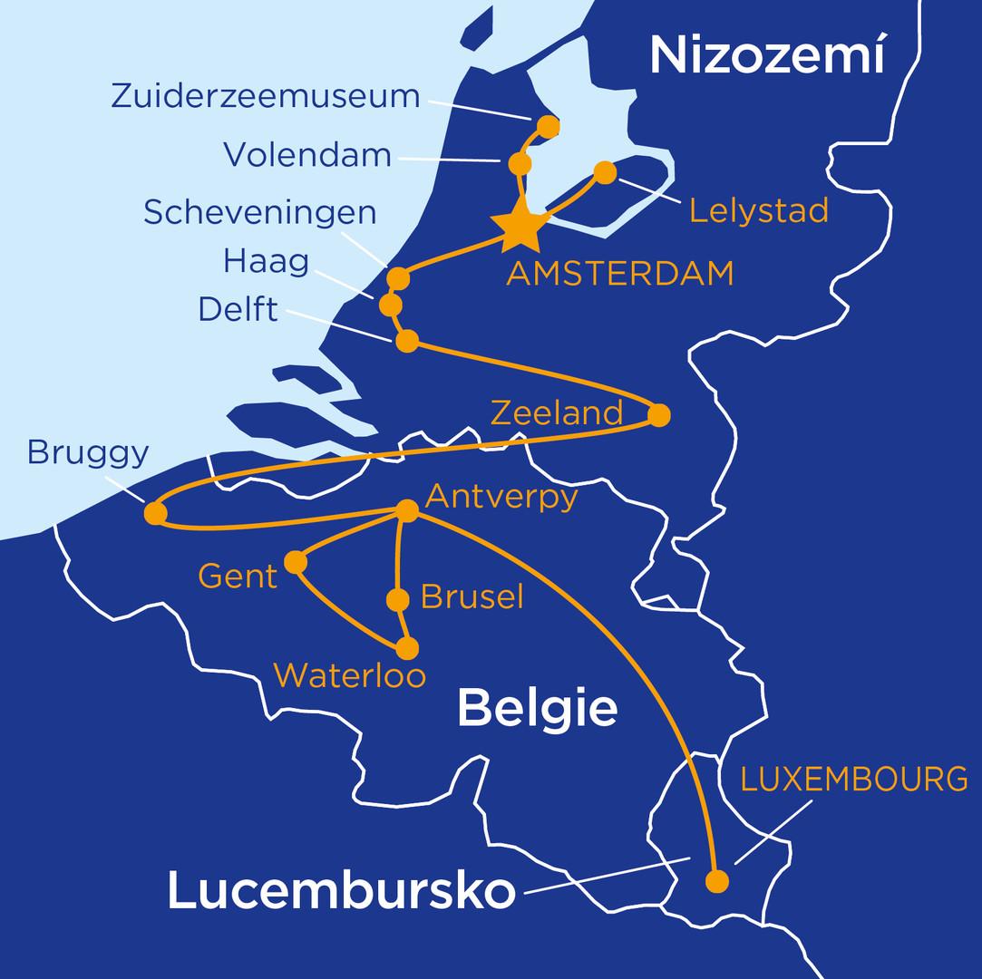 To nejlepší z Beneluxu #2