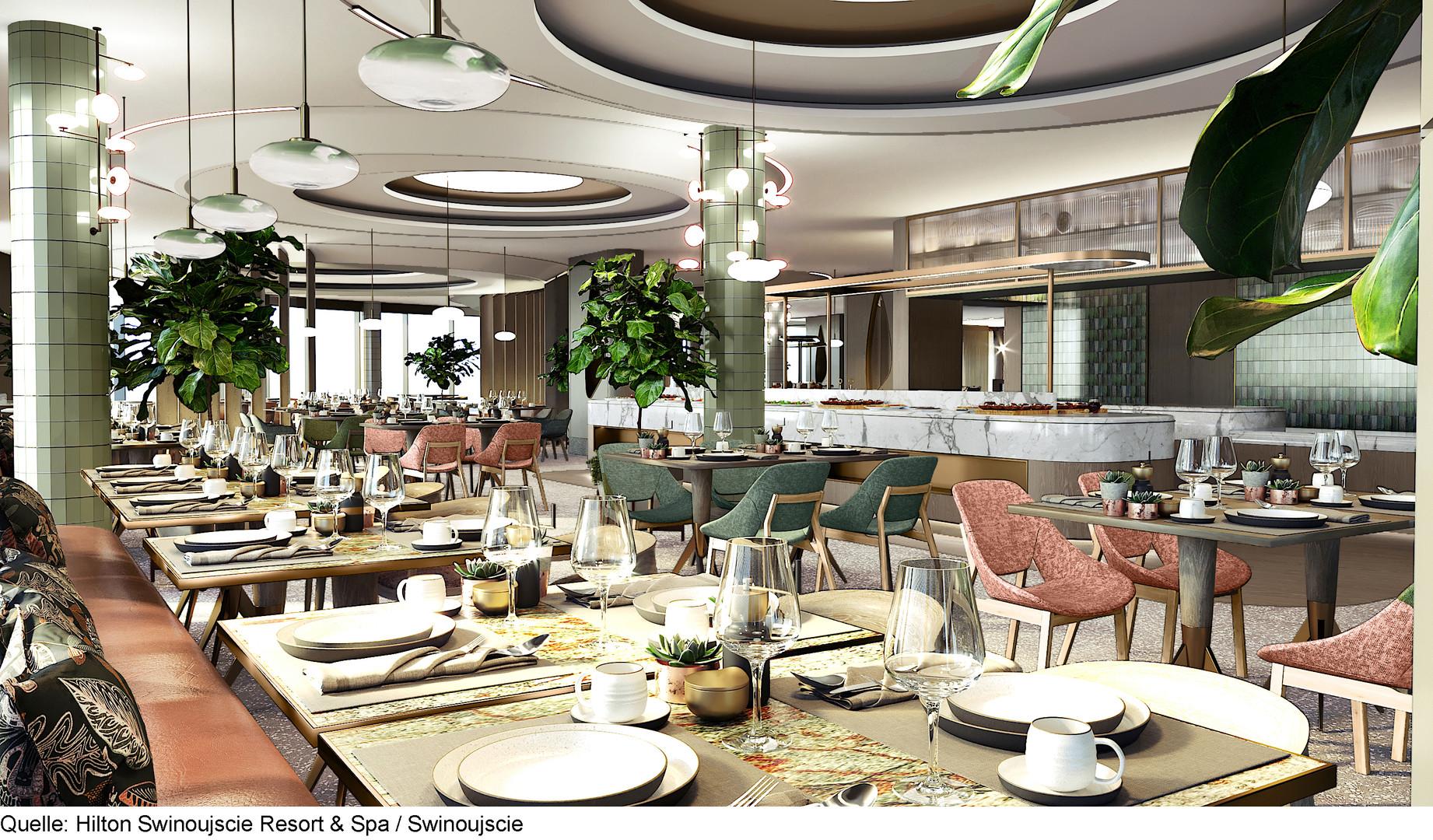 Hilton Swinoujscie Resort & Spa #2