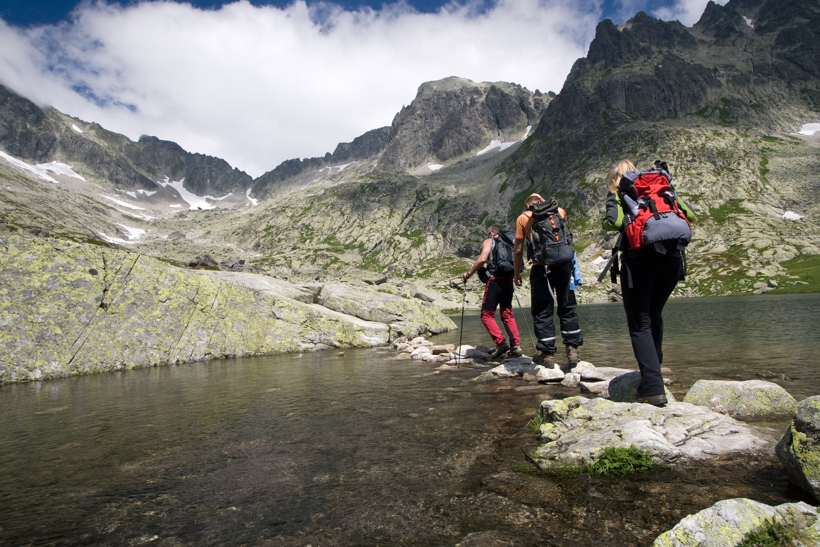 Letní pohoda ve Vysokých Tatrách