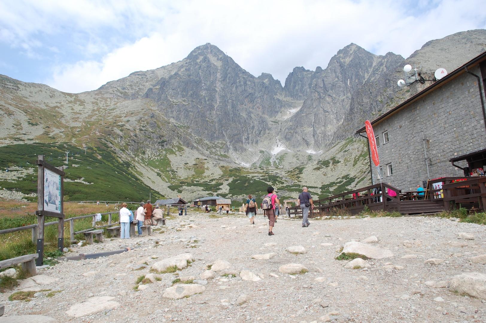 Letní pohoda ve Vysokých Tatrách #3