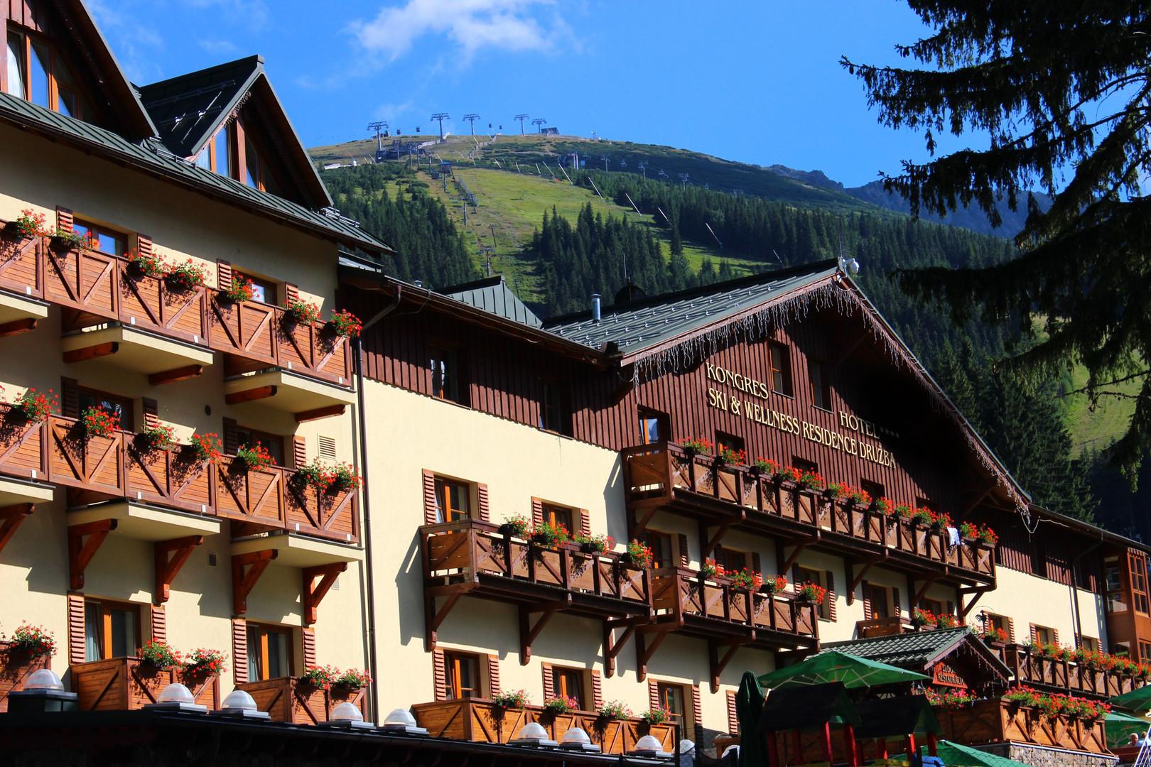 Ski & Wellness Residence Družba #3