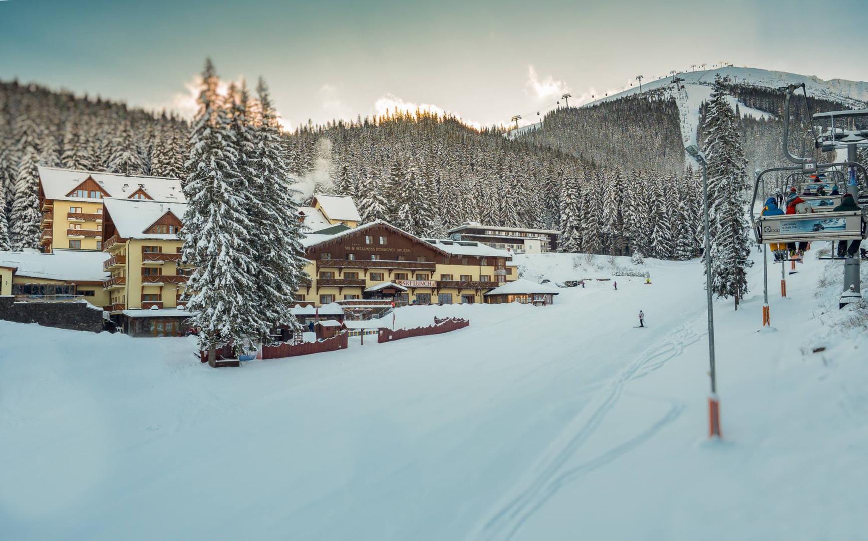 Ski & Wellness Residence Družba #5
