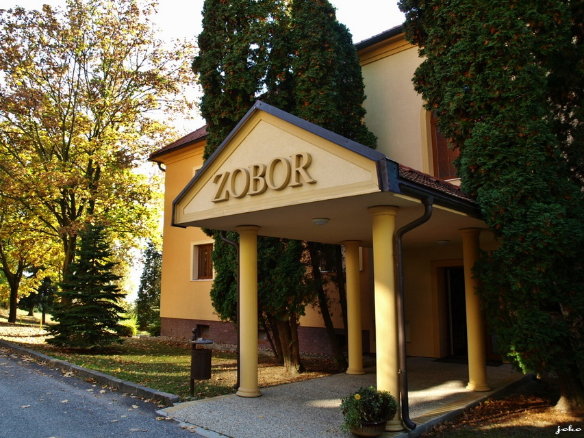 Léčebný dům Zobor