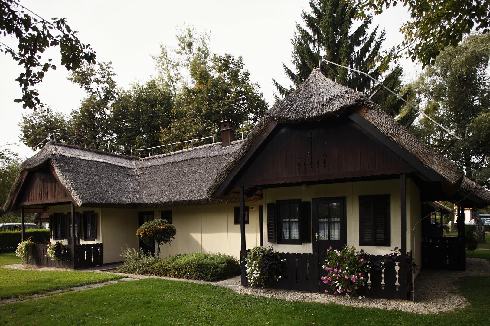 Bungalovy Termal Moravske Toplice
