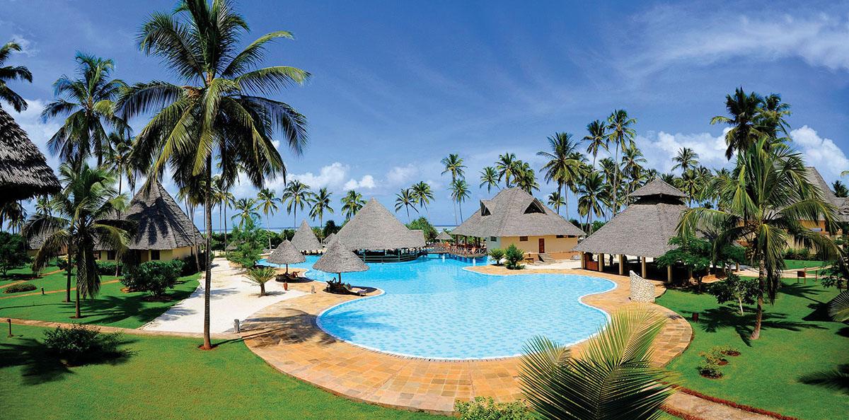 Hotel Neptune Pwani Beach Resort and Spa
